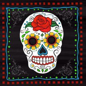 Sugar Skull I by Fiona Stokes-Gilbert