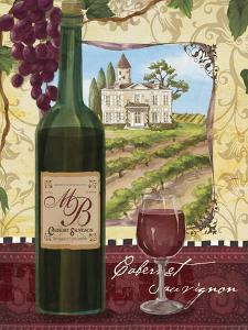 Wine Country III by Fiona Stokes-Gilbert