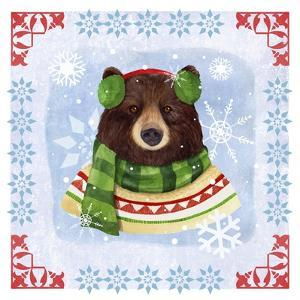 Winter Bear by Fiona Stokes-Gilbert