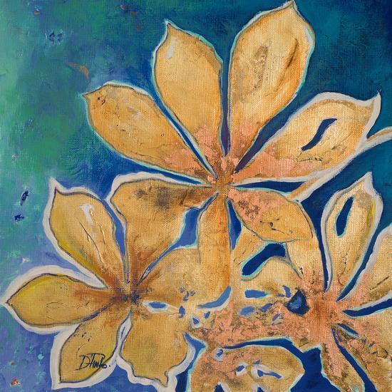 Fiori d' Oro I-Patricia Pinto-Art Print