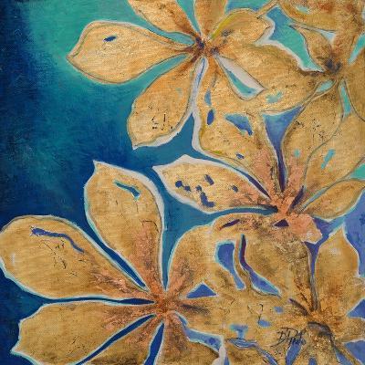 Fiori d' Oro II-Patricia Pinto-Art Print