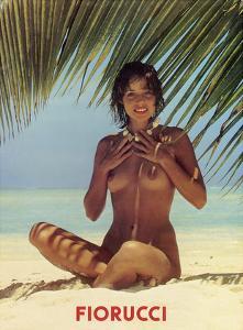 Fiorucci - Nude Female on Beach
