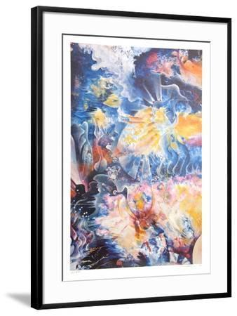 Fire and Ice-Isaac Abrams-Framed Limited Edition