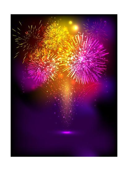 fire crackers background for diwali festival celebration in india art print by aispl artcom