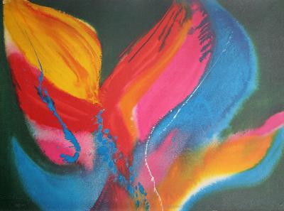 Fire Dancer-Lamar Briggs-Limited Edition