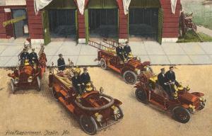 Fire Department, Joplin, Missouri