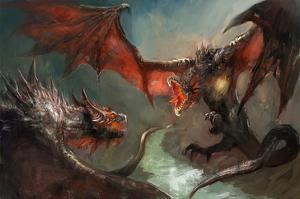 Fire Dragon Air Duel