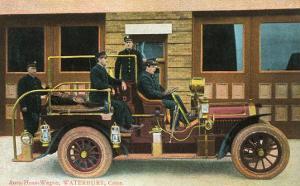 Fire Truck, Waterbury, Connecticut