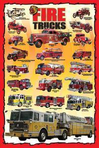 Fire Trucks for Kids