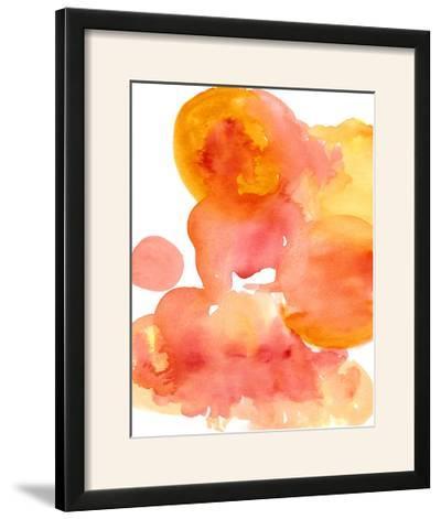 Fire Water I-Deborah Velasquez-Framed Photographic Print