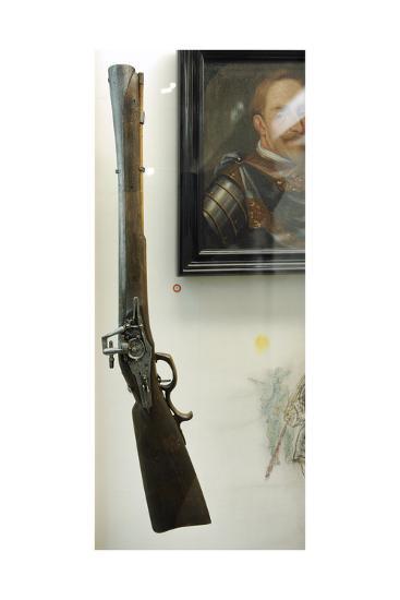 Firearm, 16th-17th Centuries--Giclee Print