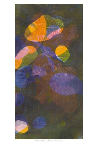 Fireflies II-Carolyn Roth-Art Print