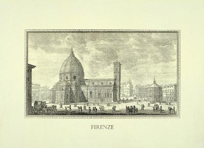 Firenze-Walter Perugini-Art Print