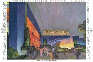 Firestone Building,Chicago World Fair