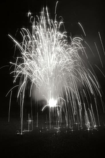 Fireworks I-Tammy Putman-Photographic Print
