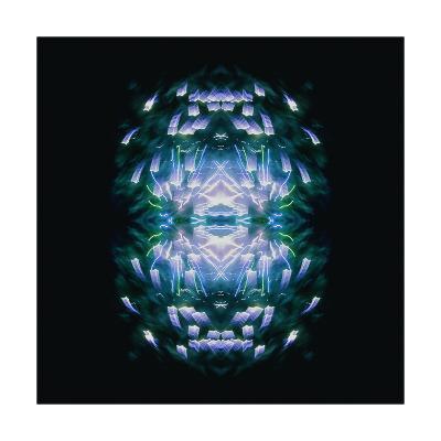 Fireworks Rose 13-David Jordan Williams-Premium Giclee Print