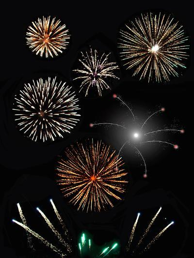 Fireworks-Pixelbliss-Photographic Print
