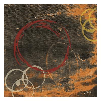 Firey Retreat 2-Diane Stimson-Art Print