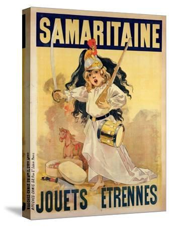 Poster Advertising Toys for Sale at 'La Samaritaine'