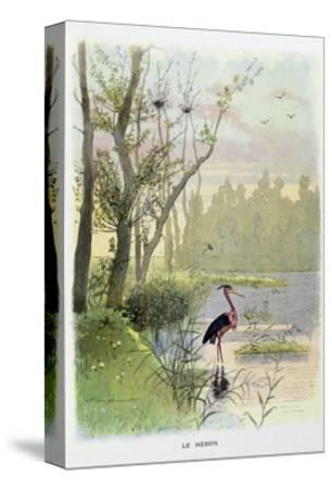 The Heron, La Fontaine's Fables