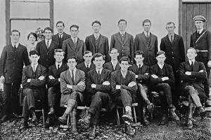 First Aid Unit, 4th Battalion, Mid-Clare Brigade of the Ira, 1921
