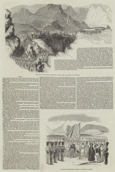 First Anglo-Afghan War--Giclee Print