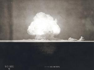 First Atomic Explosion on July 16