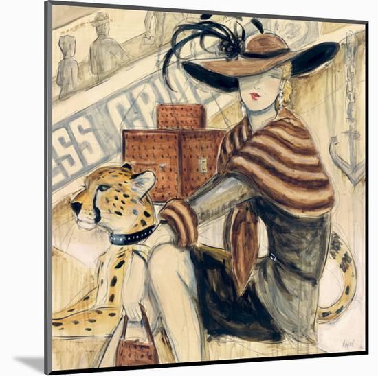 First Class II-Karen Dupré-Mounted Art Print