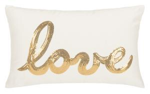 First Comes Love Pillow