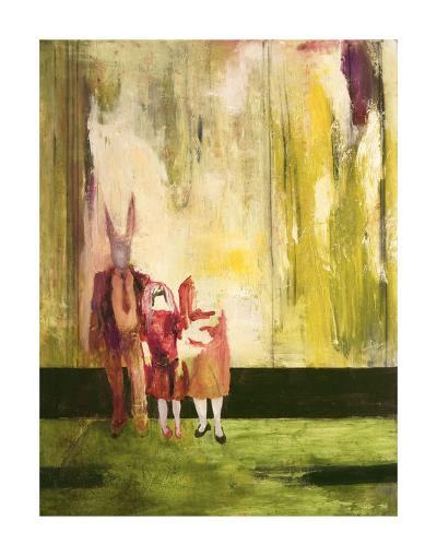 First Communion-Kara Smith-Art Print