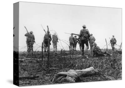 First day of Battle of the Somme July 1st 1916