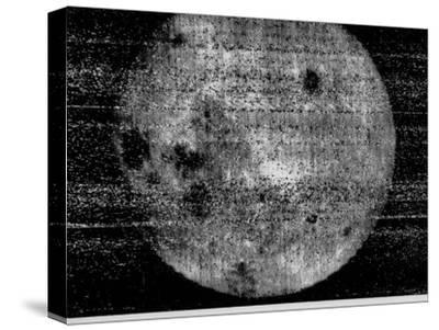 First Image of the Far Side of the Moon, from 63,500 Km (39,500 Miles)