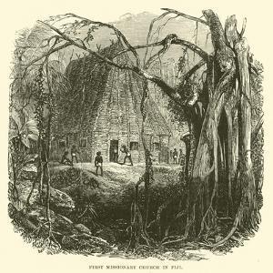 First Missionary Church in Fiji