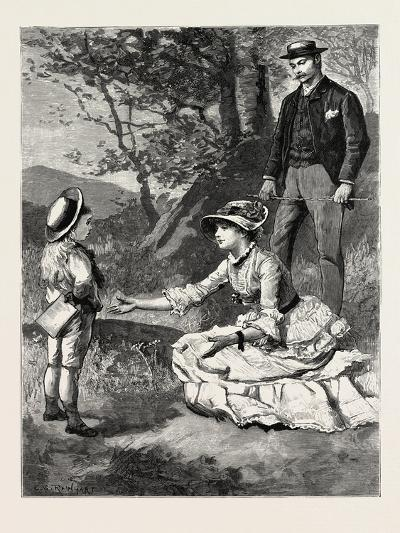 First Person Singular-Charles Stanley Reinhart-Giclee Print