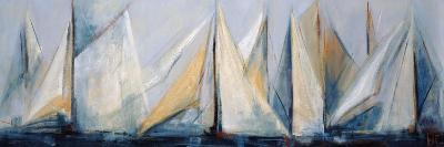 First Sail II-Mar?a Antonia Torres-Art Print
