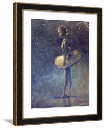 First Steps-Michael Jackson-Framed Giclee Print