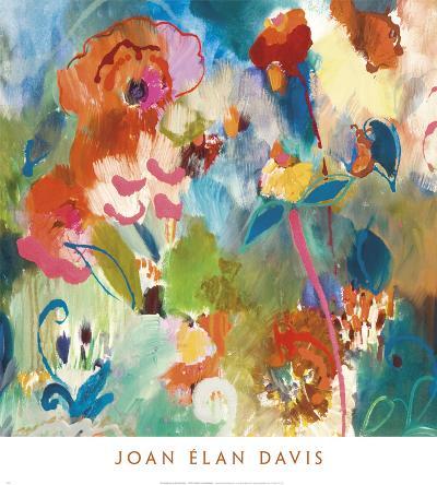 First Symphony-Joan Davis-Art Print