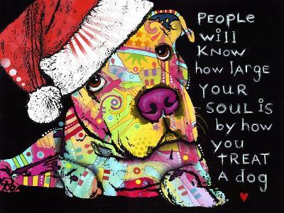 Firu Christmas-Dean Russo-Giclee Print
