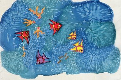 Fish, 1999-Alexandra Cowan-Giclee Print