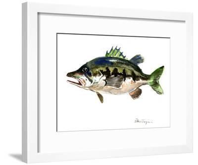 Fish 2-Suren Nersisyan-Framed Art Print