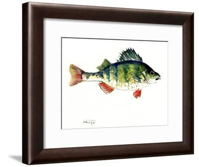 Fish 3-Suren Nersisyan-Framed Art Print