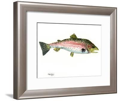 Fish 4-Suren Nersisyan-Framed Art Print