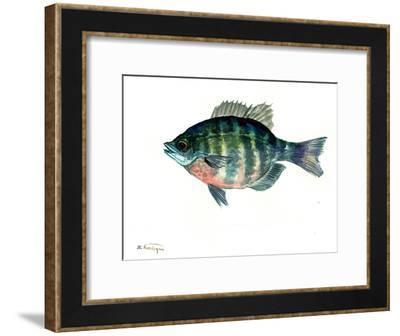 Fish 5-Suren Nersisyan-Framed Art Print