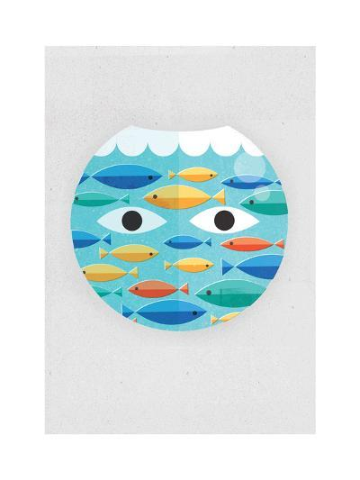 Fish Bowl-Dale Edwin Murray-Giclee Print