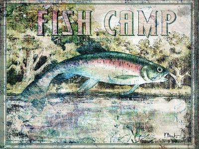 Fish Camp-Paul Brent-Art Print