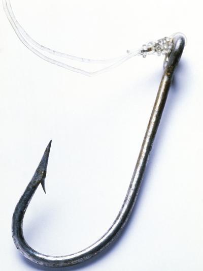 Fish Hook-Mauro Fermariello-Photographic Print
