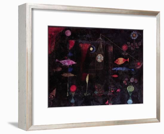 Fish Magic-Paul Klee-Framed Art Print