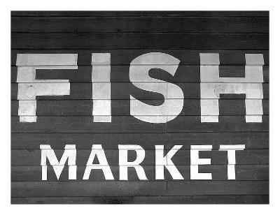 Fish Market-PhotoINC Studio-Art Print