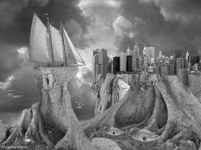 Fish out of Water-Thomas Barbey-Giclee Print