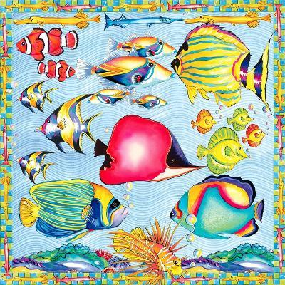 Fish Pattern-Ormsby, Anne Ormsby-Art Print